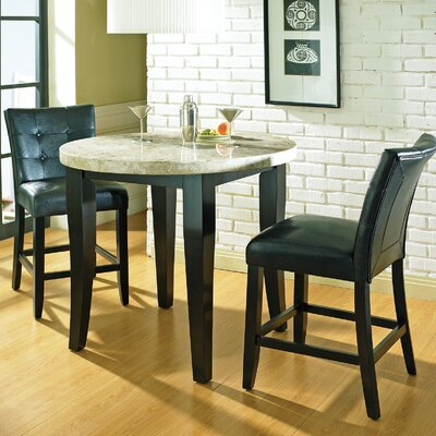 Chloe Counter Height Pub Table Set