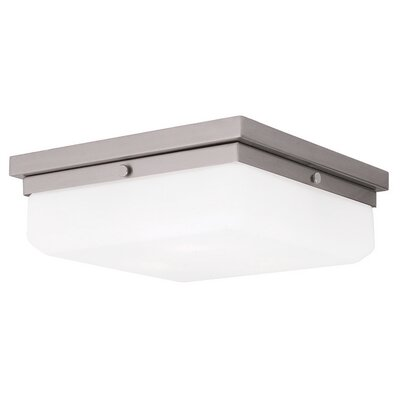 Cara 1-Light Flush Mount