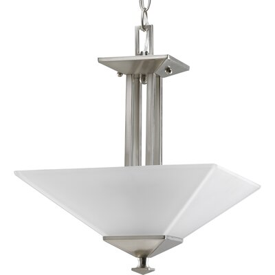 Chickamauga 2-Light Semi Flush Mount