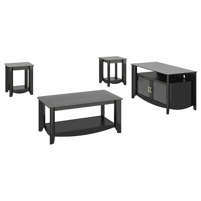 Wentworth 4 Piece Coffee Table Set