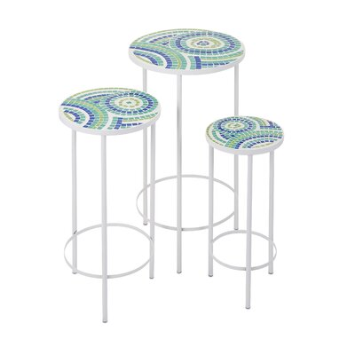 Three Forks 3 Piece End Table Set