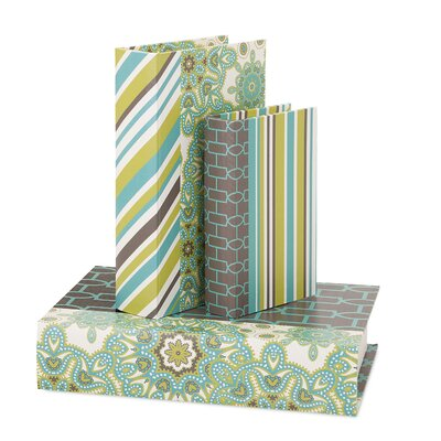 Essentials Reflective 3 Piece Book Box Set