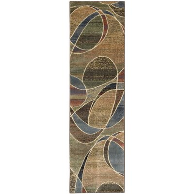 Area Rug Rug Size: Runner 23 x 8