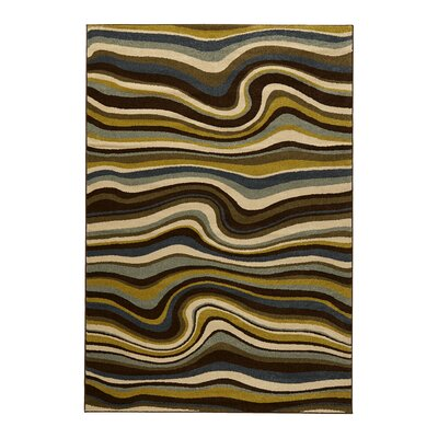 Gray Area Rug Rug Size: Rectangle 22 x 3