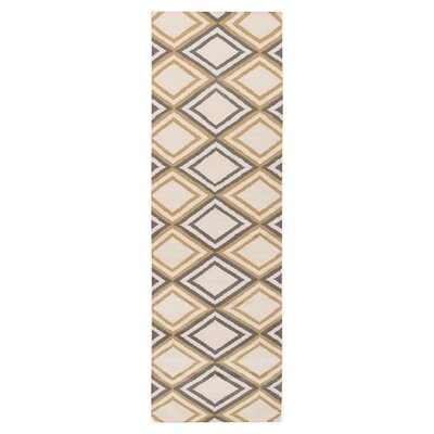 Lily Area Rug Rug Size: Runner 26 x 8
