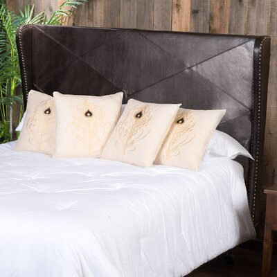 Leonard Rowe Upholstered Panel Headboard