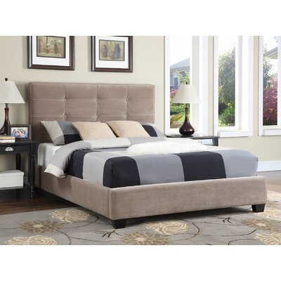 Vidette Upholstered Platform Bed