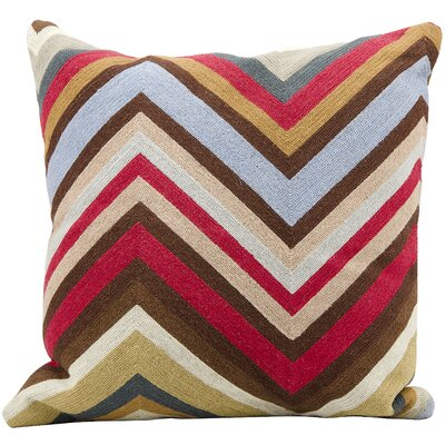 Lyman Wool Throw Pillow
