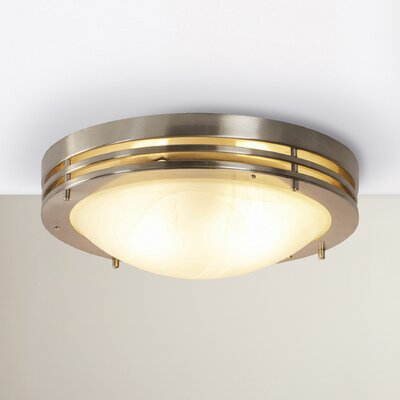 Dena 2-Light Flush Mount