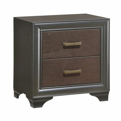 Baulkham2 Drawer Nightstand