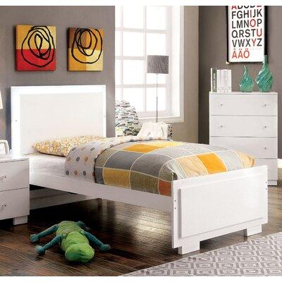 Bellina Platform Customizable Bedroom Set