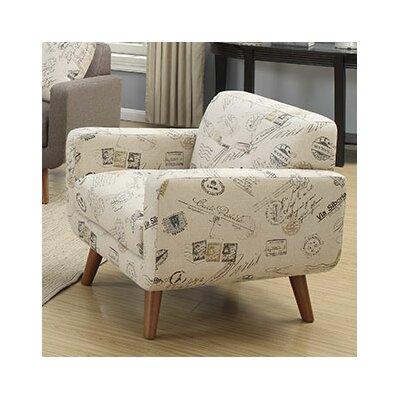 Gaven Print Armchair