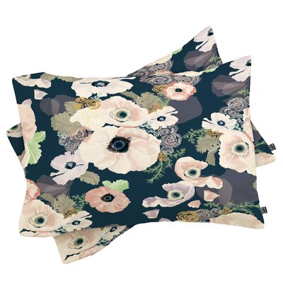 Bardia Pillow Case Size: King