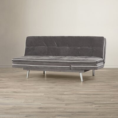 Julianne 3-in-1 Multi-Function Convertible Sofa Upholstery: Grey