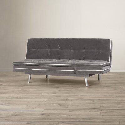 Julianne 3-in-1 Multi-Function Convertible Sofa Upholstery: Grey