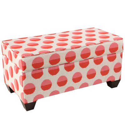 Autumn Upholstered Storage Bedroom Bench