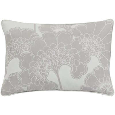 Oakdale Rectangular Lumbar Pillow Color: Taupe