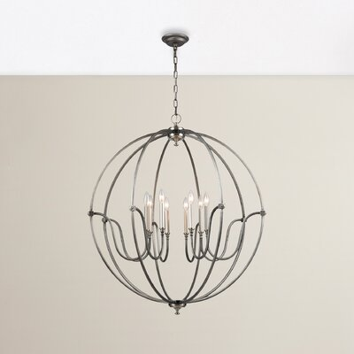 Ellis 8-Light Globe Pendant