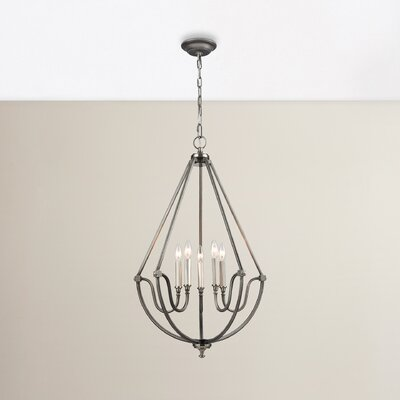 Clarke 5-Light Foyer Pendant
