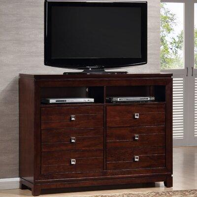 Bethania 6 Drawer Media Dresser