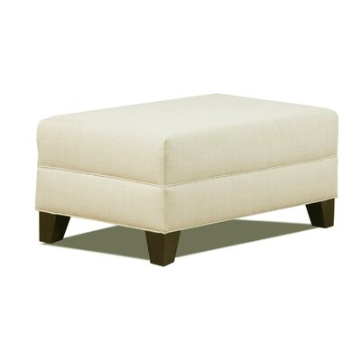 Bond Ottoman Color: Natural