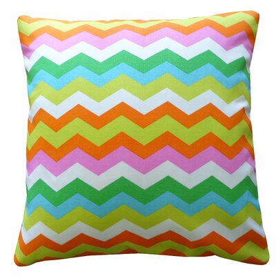 Melville Polyester/Polyester blend Throw Pillow