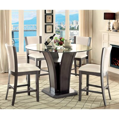 Leets 5 Piece Dining Set