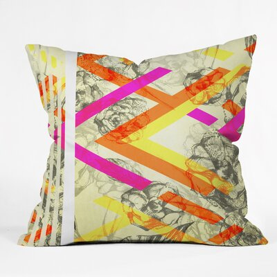 Carlton Indoor/Outdoor Throw Pillow Size: Small