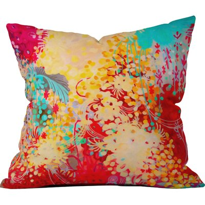 Syden Bohemian Indoor/Outdoor Throw Pillow Size: Large