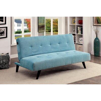 Latitude Run Queenscliff Tufted Futon Convertible Sofa