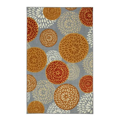 Antilles Gray Indoor Area Rug Rug Size: 5 x 8