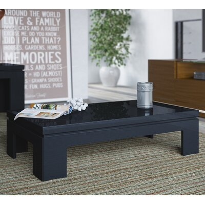 Belwood Coffee Table Finish: Black Gloss