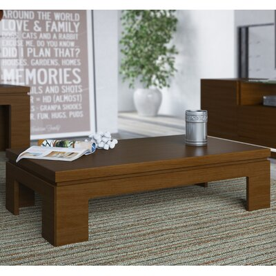 Belwood Coffee Table Color: Nut Brown