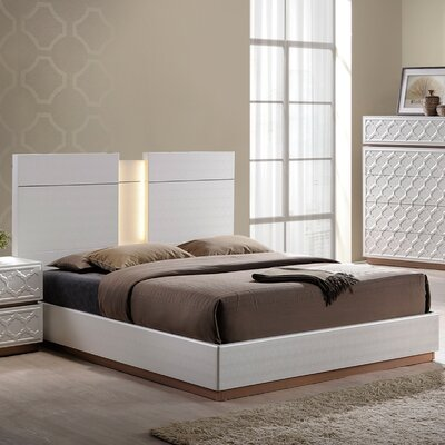 Dobson Platform Bed Size: Queen