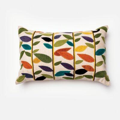 Norlina Leaf Lumbar Pillow