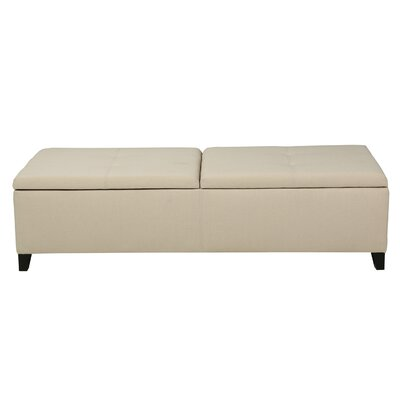 Jefferson Storage Ottoman