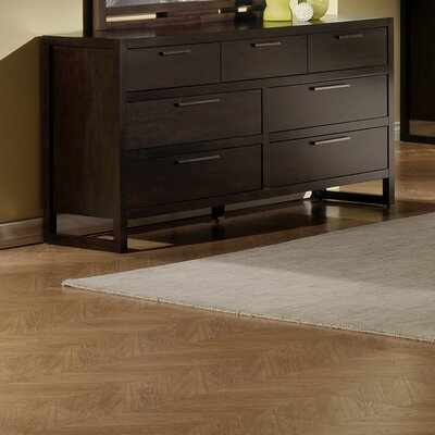 Milton 7 Drawer Dresser