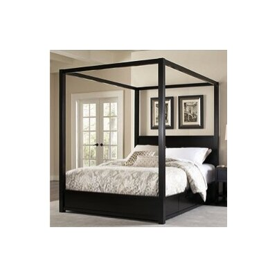 Milton Canopy Bed Size: Queen