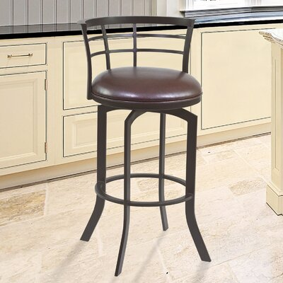 Morris 30 Swivel Bar Stool