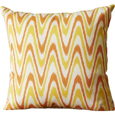 Merauke Indoor/Outdoor Throw Pillow Size: 22 H x 22 W