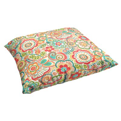 Annette Corded Indoor/Outdoor Floor Pillow
