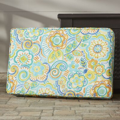 Beatrice Corded Indoor/Outdoor Floor Pillow