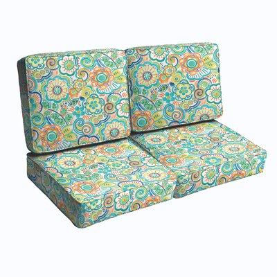 Beatrice Loveseat Cushion