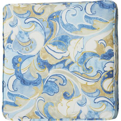 Betty Outdoor Dining Chair Cushion