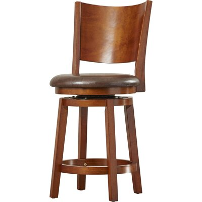 Marla 24 Swivel Bar Stool