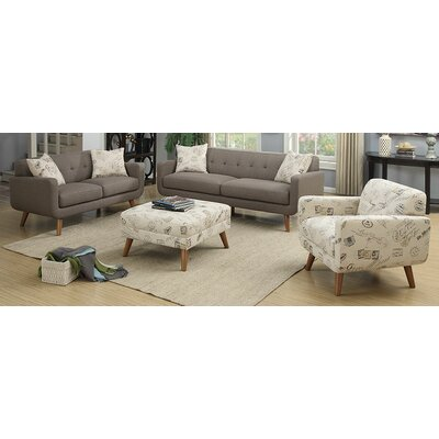 Gaven Configurable Living Room Set
