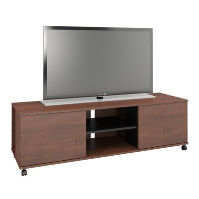 Brittany 60 TV Stand Color: Moka / Black