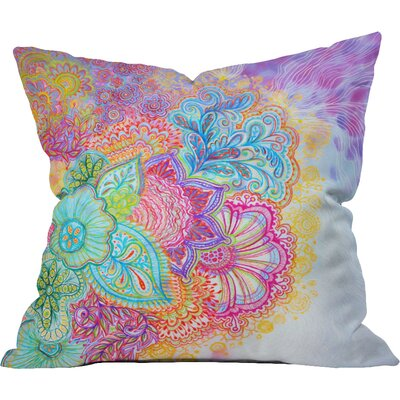 Syden Outdoor Throw Pillow Size: 16 H x 16 W x 4 D