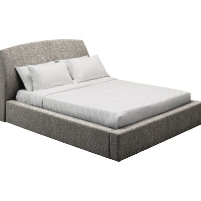 Bohostice Queen Upholstered Platform Bed