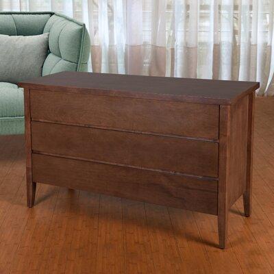 Bohostice 3 Drawer Dresser